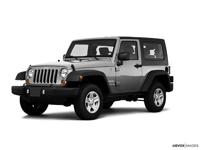Pre Owned 2010 Jeep Wrangler Sport