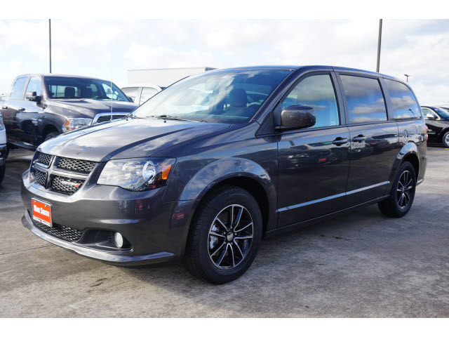 New 2019 Dodge Grand Caravan Se Plus Passenger Van In Beaumont