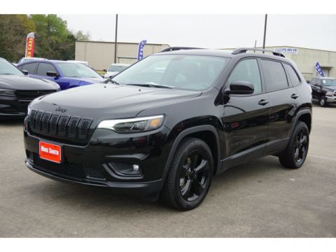 New Jeep Cherokee in Beaumont | Mike Smith Chrysler Jeep