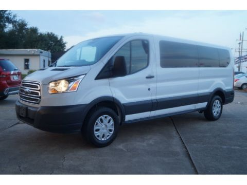 Pre-Owned 2018 Ford Transit Passenger Wagon XL