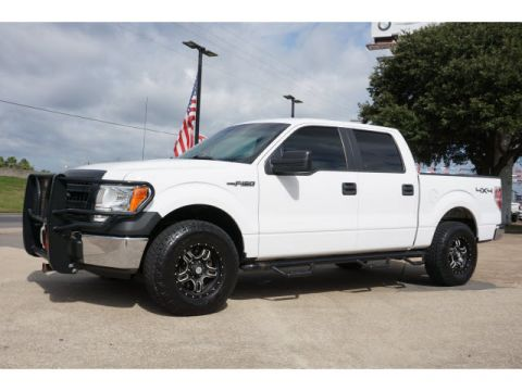 Pre-Owned 2014 Ford F-150 XL