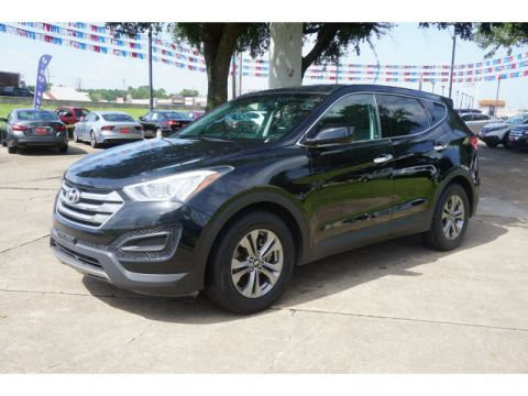Pre-Owned 2016 Hyundai Santa Fe Sport cloth